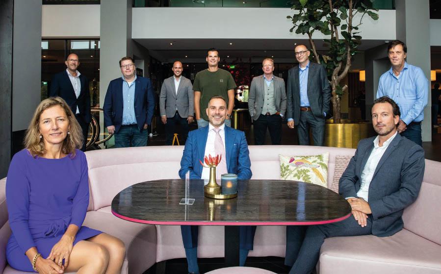 9 ondernemers